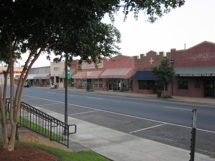 Downtown-Bastrop